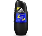 Adidas Cool & Dry 72h Sport Energy guličkový antiperspirant dezodorant roll-on pre mužov 50 ml