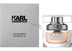 Karl Lagerfeld Eau de Parfum parfémovaná voda pro ženy 25 ml