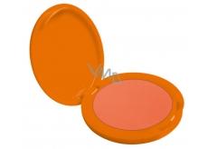 Dermacol Neon Hair Powder barevný pudr na vlasy 02 Orange 2,2 g