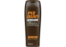 Piz Buin Allergy Sensitive SPF30 opalovací mléko 200 ml