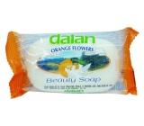 Dalan Orange Flowers toaletní mýdlo 90 g