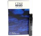 Kenzo L Eau Kenzo Intense pour Homme toaletní voda 1ml s rozprašovačem, vialka