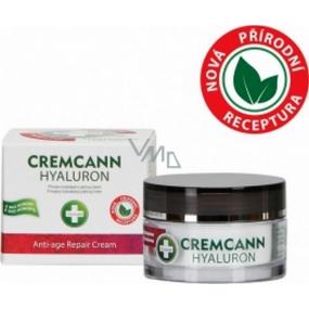 Annabis Cremcann Hyaluron prírodný hydratačný pleťový krém 50 ml
