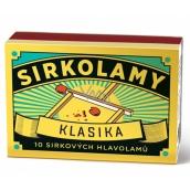 Albi Sirkolamy 6 - Klasika šírkové hlavolamy a rébusy