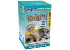 Colafit Dog pre psov a mačky 30 kociek 0326 ZĽAVA zár.06 / 2019