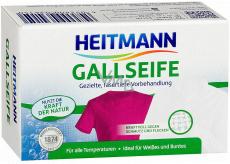 Heitmann Gallseife žlčové mydlo na odstraňovanie všetkých druhov škvŕn 100 g