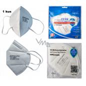 JB Respirátor ústnej ochranný 5-vrstvový FFP2 MASK CE 1463 1 kus
