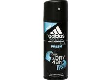 Adidas Cool & Dry 48h Fresh antiperspirant deodorant sprej pre mužov 150 ml