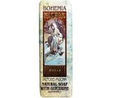 Bohemia Gifts & Cosmetics Alfons Mucha Aquaminerál s glycerínom toaletné mydlo 125 g