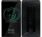 Gucci Guilty Black pour Homme toaletní voda 8 ml