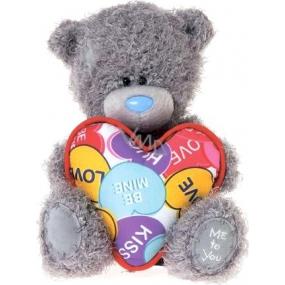 Me to You Medvídek se srdcem s potiskem 14,5 cm