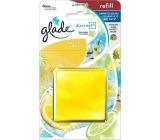 Glade by Brise Discreet Fresh Lemon osvěžovač vzduchu náhradní náplň 8 g