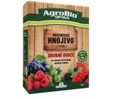 AgroBio Tromf Drobné ovocie prírodné granulované organické hnojivo 1 kg