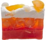 Bomb Cosmetics Citrusová búrka - Whip Up a Citrus Storm Prírodné glycerínové mydlo 100 g