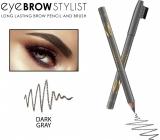 Reverz Eye Brow Stylist ceruzka na obočie Dark Gray 1,2 g