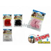 Trixline Repelentný gumička proti všiam vydrží až 75 dní 20 x 110 x 160 mm rôzne farby - náhodný výber 1 kus