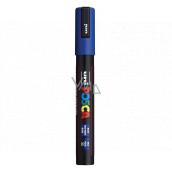 POSCO Univerzálny akrylátový popisovač 1,8 - 2,5 mm Modrá