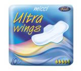 Micca Ultra Wings intímne vložky s krídelkami 10 kusov