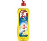 Pur Duo Power Lemon prostriedok na ručné umývanie riadu 900 ml