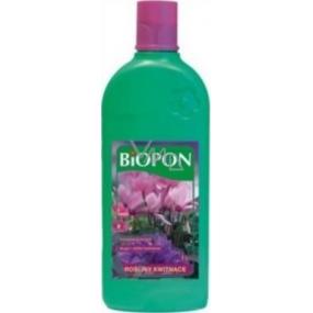 Biopon Kvetoucí rostliny tekuté hnojivo 1 l