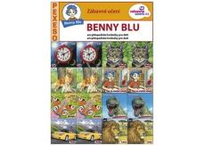 Ditipo Benny Blu Pexeso 297 x 222 mm