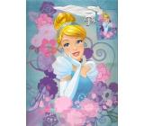 Ditipo Disney Dárková papírová taška dárková dětská L Princess 26,4 x 12 x 32,4 cm