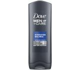Dove Men + Care Hydration Balance sprchový gél pre mužov 250 ml