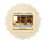 Yankee Candle Winter Wonder - Zimný zázrak vonný vosk do aromalampy 22 g