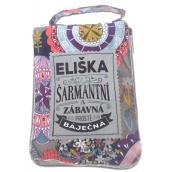 Albi Skladacia taška na zips do kabelky s menom Eliška 42 x 41 x 11 cm