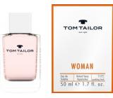 Tom Tailor Woman toaletná voda pre ženy 50 ml