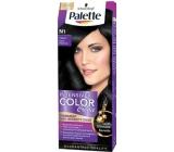 Palette Intensive Color Creme farba na vlasy odtieň N1 Čierny