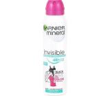 Garnier Mineral Invisible Fresh Scent 48h antiperspitant dezodorant sprej pre ženy 150 ml