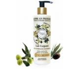 Jeanne en Provence Divine Olive telové mlieko 250 ml
