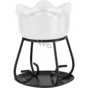 Yankee Candle Petal Bowl aromalampa White 12,5 x 10 cm
