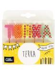 Albi Tortové sviečky meno - Terka, 2,5 cm