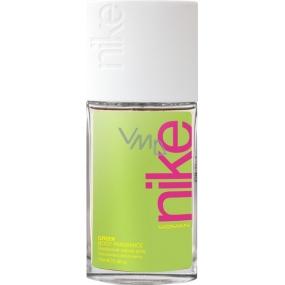 Nike Green Woman parfumovaný deodorant sklo pre ženy 75 ml Tester
