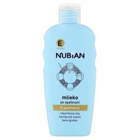 Nubian Mlieko po opaľovaní 200 ml