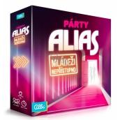 Albi Párty Alias mládeži neprístupné odporúčaný vek 18+