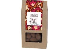 Albi Mandle v čokoláde so škoricou Oslaďte si život 80 g