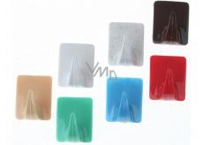 Plastic Nova PTN háčik na uteráky samolepiace obdĺžnik 2 kusy