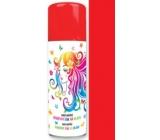 Anjel zmývateľné farebný lak na vlasy červený 125 ml