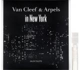 Van Cleef & Arpels In New York toaletní voda pro muže 2 ml s rozprašovačem, Vialka