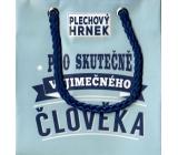 Albi Darčeková taška na plechový hrnček 11,5 x 12,5 cm