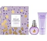 Lanvin Eclat D Arpege parfémovaná voda pro ženy 50 ml + tělové mléko 100 ml, dárková sada