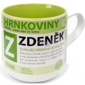 Nekupto Hrnkoviny Hrnek se jménem Zdeněk 0,4 litru