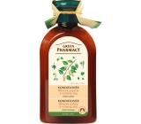 Green Pharmacy Brezové pupene a Ricínový olej kondicionér proti lupinám 300 ml