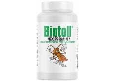 Biotoll Neopermin + insekticídny prášok proti mravcom s dlhodobým účinkom 300 g