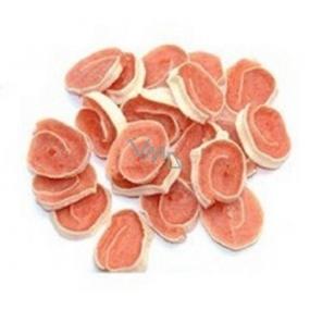 Salač Kuracie závitky doplnkové krmivo pre psy a mačky 250 g