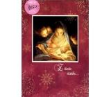 Ditipo Hracie prianie do obálky Z života čistého ... Fere Angeli Marcely Miková Narodil sa Kristus Pán 224 x 157 mm