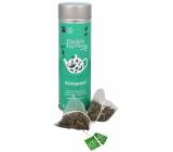English Tea Shop Bio Čistá mäta 15 kusov biologicky odbúrateľných pyramidek čaju v recyklovateľné plechovej dóze 30 g